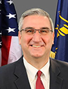 Gov Eric Holcomb